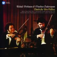 Itzhak Perlman/Pinchas Zukerman Sonata for 2 Violins in E Minor, Op. 3, No. 5: II. Gavotte (Andante grazioso)