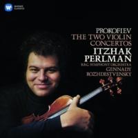 Itzhak Perlman/BBC Symphony Orchestra/Gennadi Rozhdestvensky Violin Concerto No. 1 in D Major, Op. 19: I. Andantino