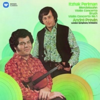 Itzhak Perlman Violin Concerto No. 2 in E Minor, Op. 64: III. Allegretto non troppo - Allegro molto vivace