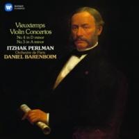 Itzhak Perlman/Orchestre de Paris/Daniel Barenboim Violin Concerto No. 4 in D Minor, Op. 31: III. Scherzo & Trio