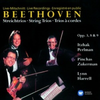 Itzhak Perlman String Trio in D Major, Op. 8, 'Serenade': V. Allegro -
