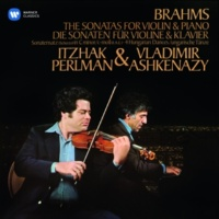 Itzhak Perlman/Vladimir Ashkenazy 21 Hungarian Dances, WoO 1: No. 1 in G Minor (arr. Joachim)