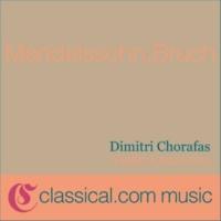 Jean-Pierre Wallez Violin Concerto No. 1 in G minor, Op. 26 - Finale: Allegro energico