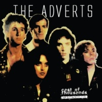 The Adverts Television's Over (Single)