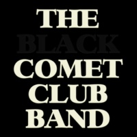 THE BLACK COMET CLUB BAND BANDEIRA