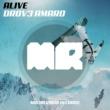 Drov3 Amar0 & Drov3 Amar0 Alive (Original Dubstep Mix)