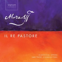 """John Mark Ainsley Il Re Pastore, K. 208, Act II Scene 11: No.13, """"Voi, che fausti ognor donate"""" (Aria)"""