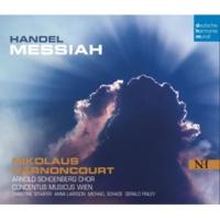 Nikolaus Harnoncourt 「メサイア」HMV56(全曲) 第2部 第27曲 アリオーソ:見よ、このような痛みがほかにあるかどうかを!