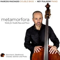 Marcos Machado&Ney Fialkow Sonata in D Minor, Op. 21 (Transposed to E Minor): Molto allegro
