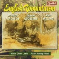 Oliver Lewis&Jeremy Filsell Violin Sonata No. 2: Moderato - Con brio