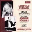 Berliner Philharmoniker,Bamberger Symphoniker&Andor Földes Liszt - Ludwig, Földes, Leitner 1951-53