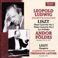 Andor Földes,Berliner Philharmoniker&Leopold Ludwig Piano Concerto No.2 In A Major - Allegro Deciso - L'istesso Tempo