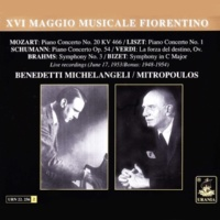 Benedetti Michelangeli Piano Concerto in A Major, Op. 54: I. Allegro