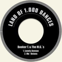 Booker T. & The M.G.´s Lonely Avenue