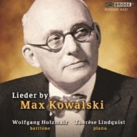 Wolfgang Holzmair&Thérèse Lindquist Pierrot Lunaire: XI. Abend