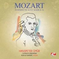 Camerata Rhenania,Rudolf Bamert&Hanspeter Gmür Symphony No. 46 in C Major, K. 96: III. Menuetto