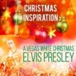 Elvis Presley Xmas Inspiration: A Vegas White Christmas
