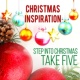 Take Five & Take Five Step into Christmas