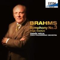 ズデニェク・マーツァル/チェコ・フィルハーモニー管弦楽団 ブラームス:交響曲第 3番、大学祝典序曲