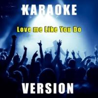 Fantasy Karaoke Quartet Love Me Like You Do (Karaoke Version)