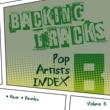 BT Band Backing Tracks / Pop Artists Index, B, (Beat / Beatles), Vol. 15