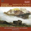 The Locrian Ensemble of London Music by Volkmar Andreae (1879-1962) - Vol. 3