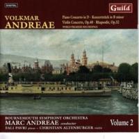 Christian Altenburger,Bournemouth Symphony Orchestra&Marc Andreae Violin Concerto in F minor, Op.40 (1935) - II. Allegretto