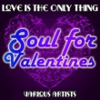 Various Artists Love Is the Only Thing: Soul for Valentines
