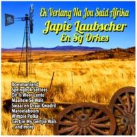 Japie Laubscher en Sy Orkes Maansie Se Wals