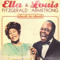 Louis Armstrong&Ella Fitzgerald Cheek to Cheek
