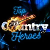 Top Country All-Stars,Country And Western&Modern Country Heroes Southern Rain