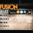 Various Artists Fusion Jazz in America