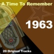 Various Artists A Time To Remember 1963