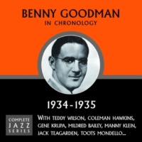 Benny Goodman I'm A Hundred Percent For You (11-26-34)