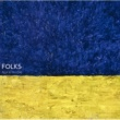 FOLKS BLUE & YELLOW