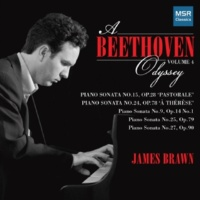 James Brawn Piano Sonata No. 9 in E Major, Op. 14, No. 1: I. Allegro