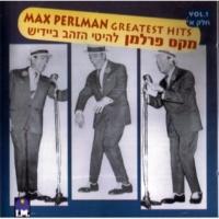 Max Perlman Mazal Tov