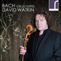 David Watkin Suite No. 2 in D Minor, BWV 1008: VI. Gigue