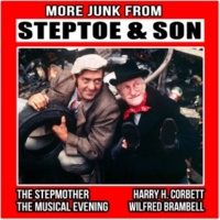 Harry H. Corbett and Wilfred Brambell More Junk from Steptoe and Son