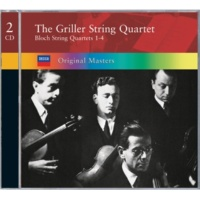 Griller Quartet Bloch: String Quartets