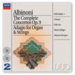 Maria Teresa Garatti/I Musici Albinoni: Adagio for Strings and Organ in G minor
