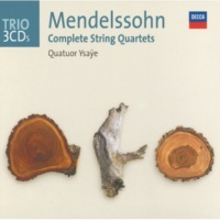 イザイ弦楽四重奏団 Mendelssohn: String Quartet No.1 In E Flat, Op.12, MWV R 25 - 2. Canzonetta: Allegretto