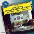 Lorin Maazel Strauss, R.: Sinfonia Domestica; Macbeth [The Originals / Live]