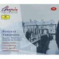 タマーシュ・ヴァーシャーリ Chopin: Introduction and Variations on a German National Air Op.posth. (KK 925-927)
