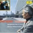 Berliner Philharmoniker/Herbert von Karajan Tchaikovsky: Symphonies Nos.4, 5 & 6 [2 CDs]