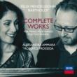 ロベルト・プロッセダ/Alessandra Ammara Mendelssohn: Sonata in D Major MWV S 1 (1820) for 2 Pianos - 1. Allegro
