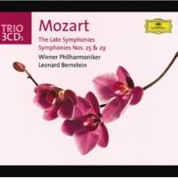 ウィーン・フィルハーモニー管弦楽団/レナード・バーンスタイン 交響曲 第36番 ハ長調 K.425 《リンツ》: 第3楽章: Menuetto