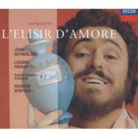 """ルチアーノ・パヴァロッティ/Maria Casula/アンブロジアン・オペラ・コーラス/イギリス室内管弦楽団/リチャード・ボニング Donizetti: L'elisir d'amore / Act 1 - """"Quanto è bella"""""""