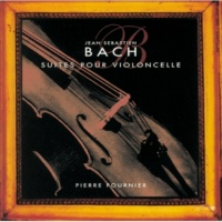 Pierre Fournier J.S. Bach: Suite for Cello Solo No.4 in E flat, BWV 1010 - 3. Courante
