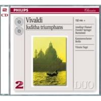 """Elly Ameling/Ingeborg Springer/Berlin Chamber Orchestra/Vittorio Negri Vivaldi: Juditha Triumphans, R.644 / Pars prior - """"Tu quoque hebraica ancilla"""""""